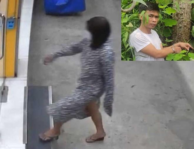 Bắt tên cướp hóa trang thành phụ nữ đi gây án ảnh 1