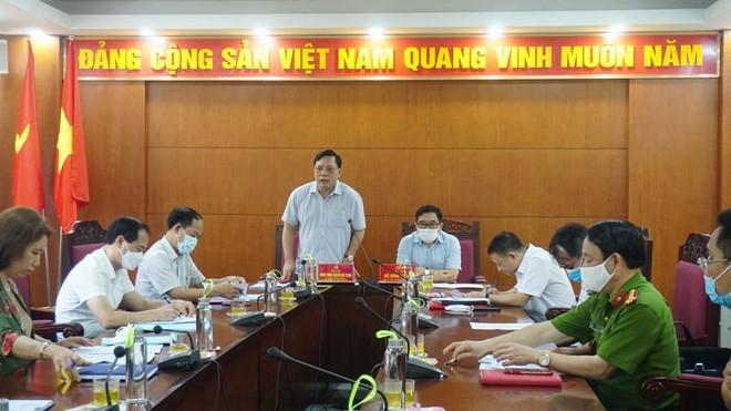 Giám đốc Công an Hà Nội kiểm tra công tác đảm bảo an toàn trước kỳ thi tốt nghiệp Trung học phổ thông quốc gia ảnh 1