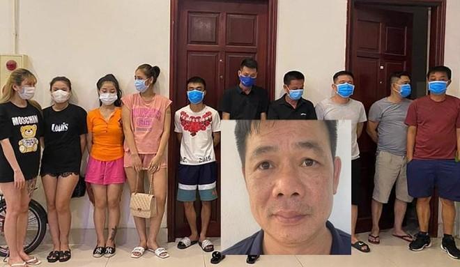 Tổ chức sử dụng ma túy trong khách sạn, nhóm đối tượng bị khởi tố ảnh 1