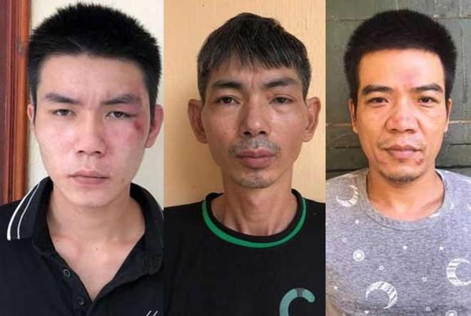 Bắt nhóm đối tượng đột nhập cửa hàng trộm cắp 4 xe máy ảnh 1