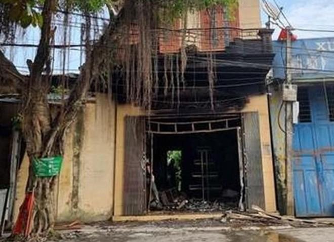 Nghi án vợ chồng chủ cửa hàng bị sát hại, hung thủ phóng hỏa đốt nhà phi tang ảnh 1