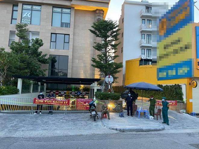 Quyết định phong tỏa y tế tạm thời tòa nhà chung cư D'.El Dorado Tân Hoàng Minh ảnh 1