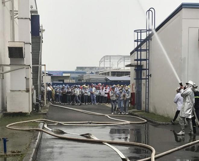 Xử lý nghiêm các công trình vi phạm an toàn phòng cháy tại huyện Mê Linh ảnh 2