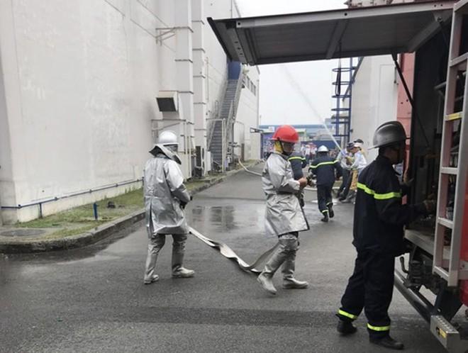 Xử lý nghiêm các công trình vi phạm an toàn phòng cháy tại huyện Mê Linh ảnh 1