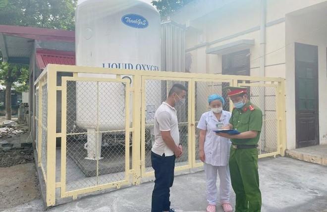 Hướng dẫn đảm bảo an toàn phòng cháy cơ sở sử dụng Oxy y tế ảnh 1