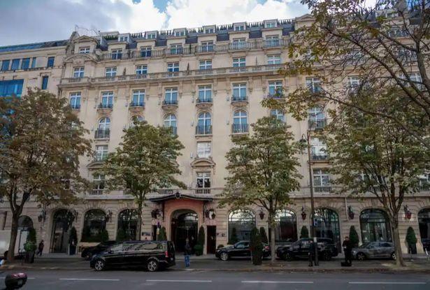 Khách sạn 5 sao Messi lưu trú bị trộm đột nhập ảnh 2