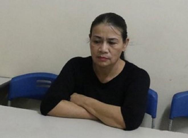 Người phụ nữ thay tên, đổi họ trốn truy nã 23 năm đã 'sa lưới' ảnh 1