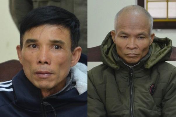 Hai anh em họ bị bắt cùng với 11 bánh heroin ảnh 1
