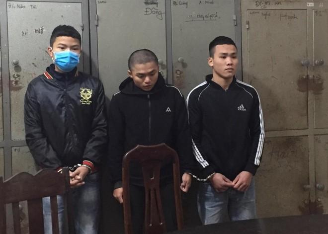 Nhóm cướp giật sa lưới sau 2 tháng chạy trốn ảnh 1