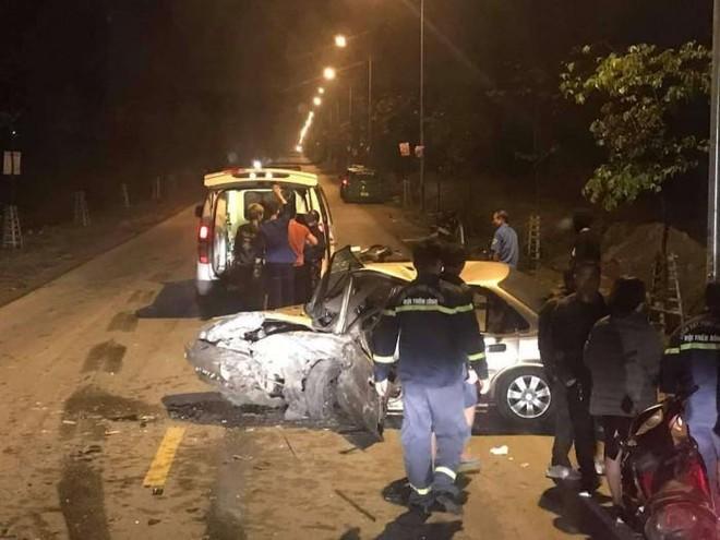 Người đàn ông tử vong sau khi va chạm với xe bán tải ảnh 2