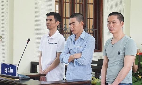 Hai án tử hình, một án chung thân cho nhóm người mua bán ma túy ảnh 1