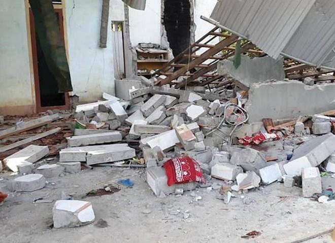 Dỡ nhà, 1 người bị tường sập đè tử vong ảnh 1
