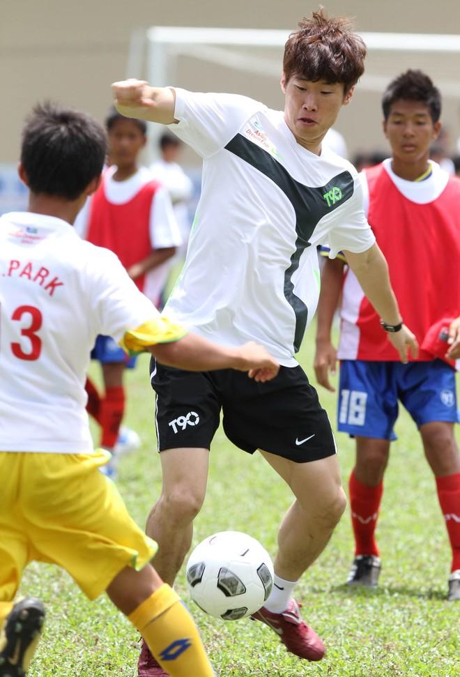 Park Ji Sung sẽ chơi đủ 90 phút ảnh 1