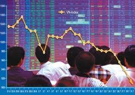 Lực cầu yếu, Vn-index rơi xuống dưới 440 điểm ảnh 1