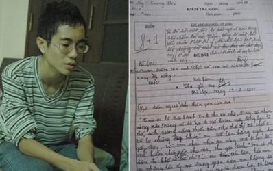 Thành Đoàn hỗ trợ em Nguyễn Trung Hiếu ảnh 1
