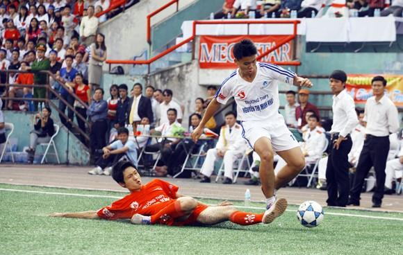 THPT Nguyễn Thị Minh Khai đăng quang ảnh 1