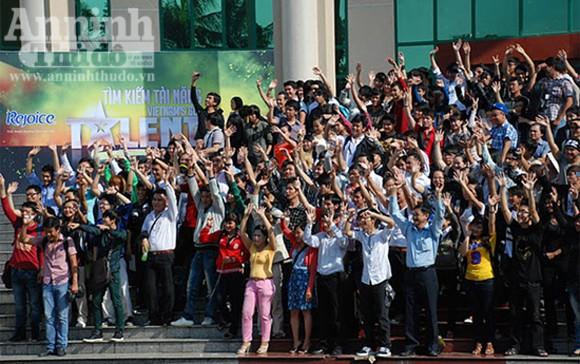 Vietnam's Got Talent tìm thấy những tài năng đầu tiên ảnh 9