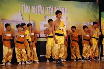 Vietnam's Got Talent tìm thấy những tài năng đầu tiên ảnh 1