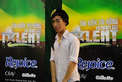 Vietnam's Got Talent tìm thấy những tài năng đầu tiên ảnh 2