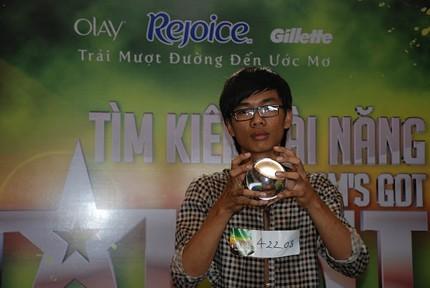 Vietnam's Got Talent tìm thấy những tài năng đầu tiên ảnh 3