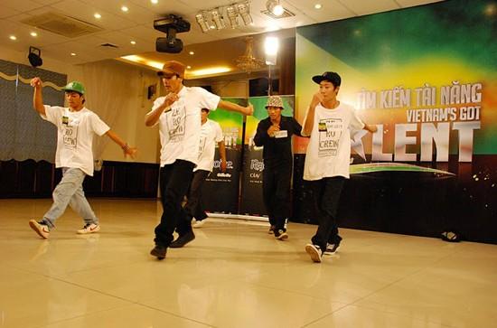 Vietnam's Got Talent tìm thấy những tài năng đầu tiên ảnh 8