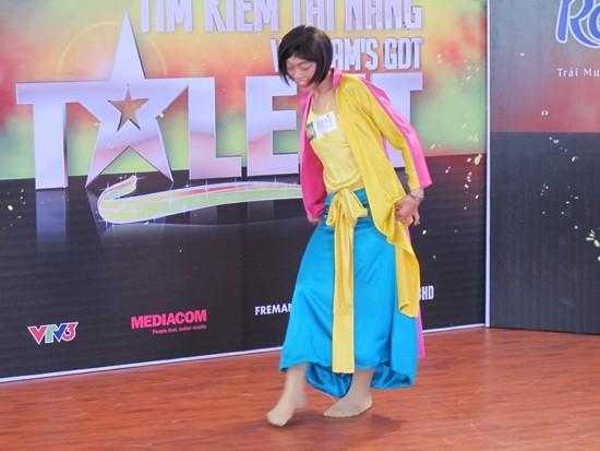 Vietnam's Got Talent tìm thấy những tài năng đầu tiên ảnh 4