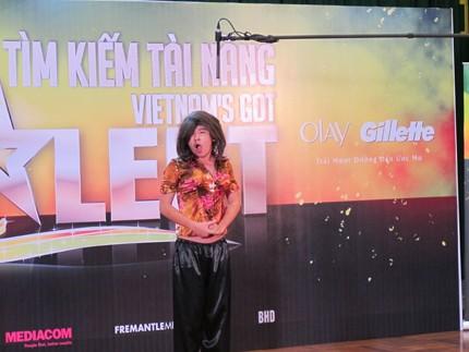 Vietnam's Got Talent tìm thấy những tài năng đầu tiên ảnh 5