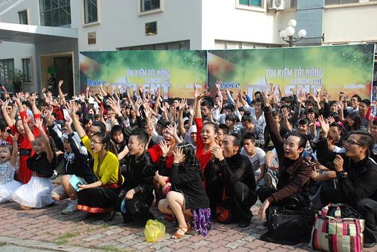 """Vietnam's Got Talent """"tấn công"""" ra Bắc ảnh 1"""