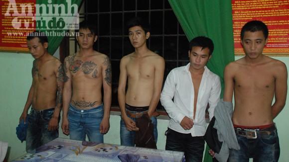 Triệt phá băng chém người trong làng Karaoke ảnh 3