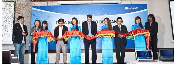 Công bố quan hệ hợp tác chiến lược giữa Microsoft và Nguyễn Kim ảnh 1
