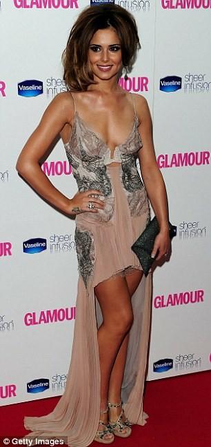Cheryl Cole ngày càng gợi cảm và quyến rũ ảnh 1