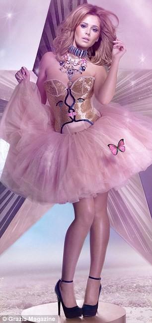 Cheryl Cole ngày càng gợi cảm và quyến rũ ảnh 2