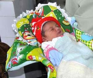 Bệnh viện đa khoa Quảng Ngãi trao nhầm trẻ sơ sinh ảnh 1