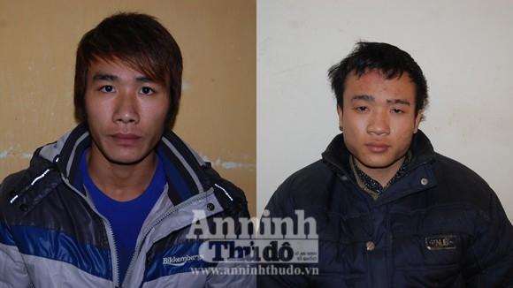 Hai gã sinh viên trộm cắp ảnh 1