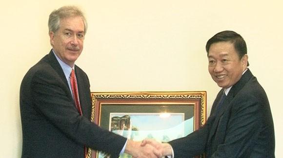 Hướng tới hợp tác chiến lược Việt Nam - Hoa Kỳ ảnh 1