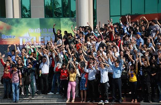 Vietnam's Got Talent: Ấn tượng trong số đầu tiên phát sóng ảnh 1