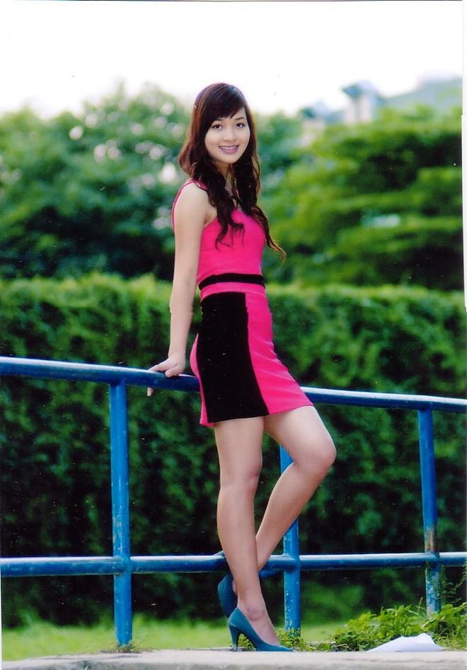 Miss TVPro khuấy động mạng facebook ảnh 4