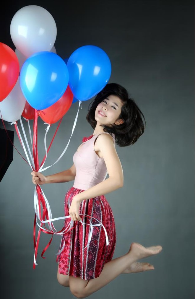 Miss TVPro khuấy động mạng facebook ảnh 3