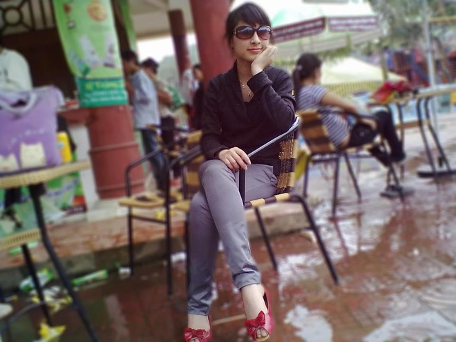 Miss TVPro khuấy động mạng facebook ảnh 7
