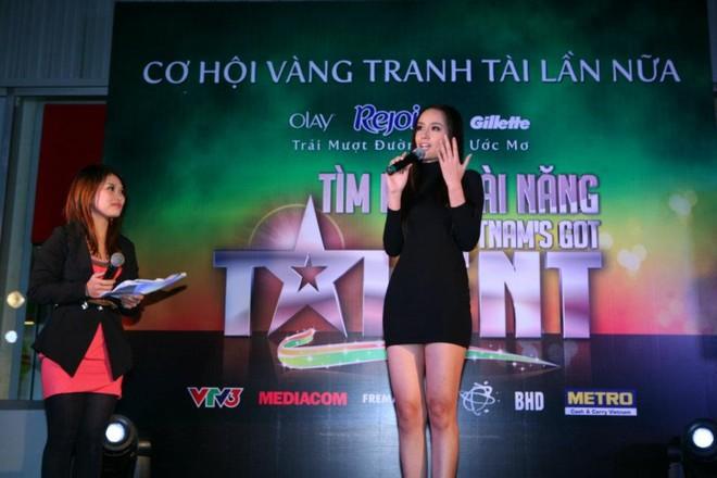 Mai Phương Thúy, Tuấn Hưng giao lưu với thí sinh Vietnam's Got Talent ảnh 4