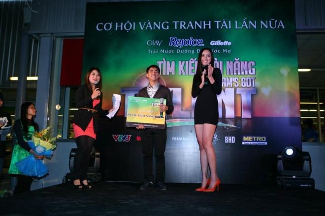 Mai Phương Thúy, Tuấn Hưng giao lưu với thí sinh Vietnam's Got Talent ảnh 5