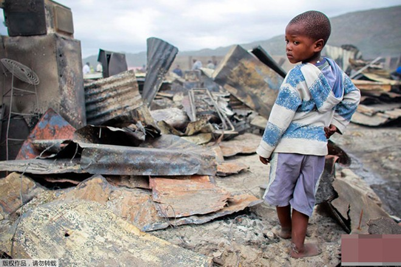 Những bức ảnh ấn tượng về trẻ em năm 2011 ảnh 1
