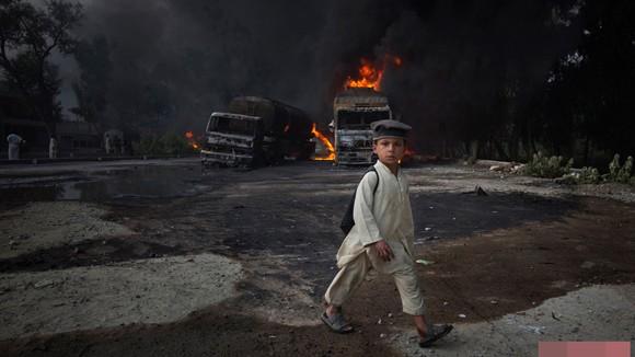 Những bức ảnh ấn tượng về trẻ em năm 2011 ảnh 10
