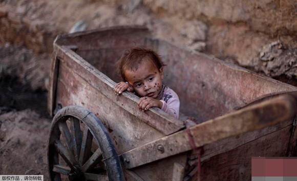 Những bức ảnh ấn tượng về trẻ em năm 2011 ảnh 3