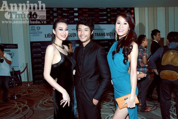 Vinh danh 10 siêu mẫu của làng thời trang Việt ảnh 3