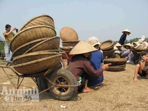 Lay lắt làng Giang Hến... ảnh 2