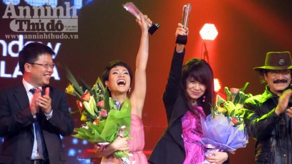 Uyên Linh chiến thắng thuyết phục Bài hát yêu thích tháng 1 ảnh 4
