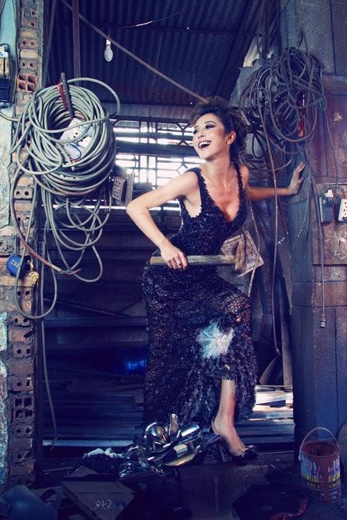 Jennifer Phạm - Cô thợ hàn nổi loạn ảnh 5