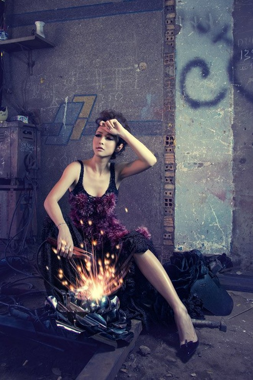 Jennifer Phạm - Cô thợ hàn nổi loạn ảnh 3