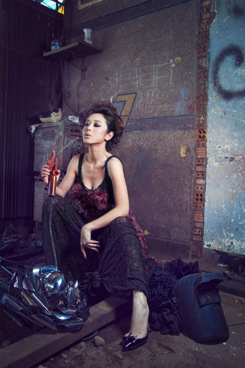 Jennifer Phạm - Cô thợ hàn nổi loạn ảnh 4